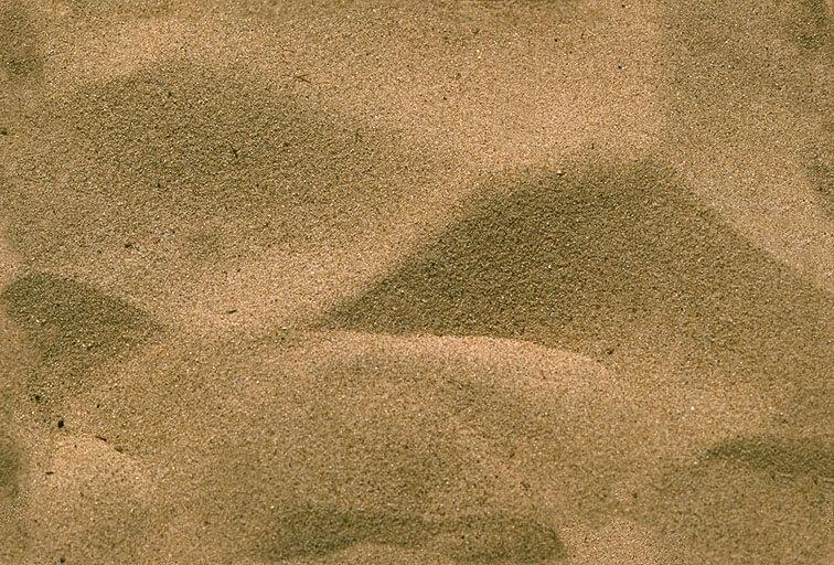 Песок морской в СПб